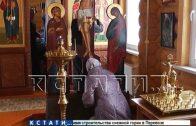 Грабители украли из церкви Лысковского района самые ценные иконы