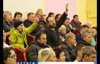 Мэр Нижнего Новгорода Владимир Панов провел встречу с жителями Сормовского района