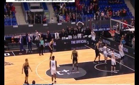 Нижегородские баскетболисты победили фаворита Лиги Чемпионов