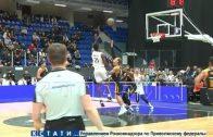 Нижегородские баскетболисты провели встречу с «Химками»