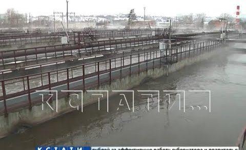 Новая система очистки сточных вод внедрена на нижегородской станции аэрации