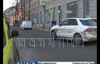 Пешеходный переход на улице Новой стал регулируемым