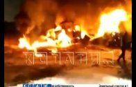 Серьезная авария произошла ночью на Кстовской трассе