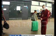 Вирусный барьер — нижегородский аэропорт заполонили люди в масках, ищут китайский коронавирус