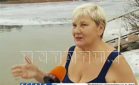 Вместо крещенских прорубей крещенские пляжи готовят в Нижнем Новгороде