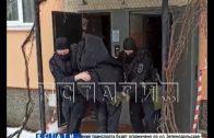 Квартиру владельца незаконных боеприпасов полицейские брали штурмом