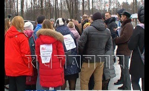 Парк Швейцария к 800-летию Нижнего Новгорода ждет глобальная реконструкция