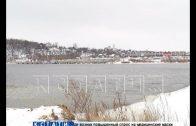 Виртуальный мост через Оку в Павлове заменили бесплатным проездом на пароме