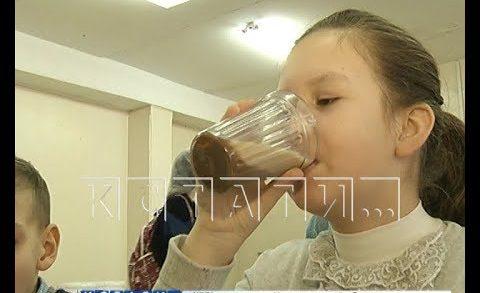 15 тысяч первоклассников с 1-го сентября получат бесплатное школьное питание