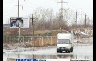 Локальный экономический кризис в Дзержинске из-за раннего паводка