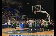 Нижегородские баскетболисты провели матч с одной из лучших команд России