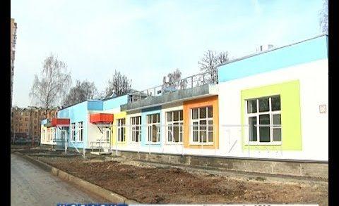 Новые ясли в Сормовском районе готовы практически на 100 процентов