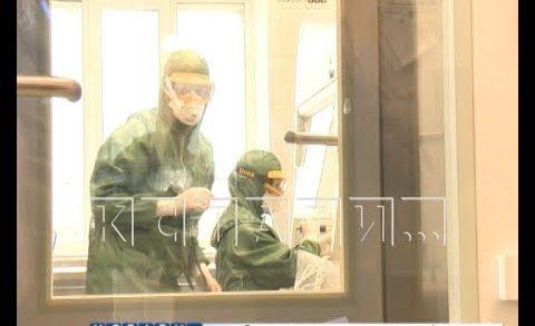 В правительстве области проходят совещания посвященные борьбе с коронавирусом