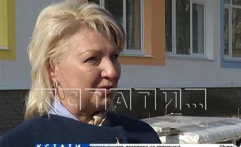 Ясли готовятся к открытию в Автозаводском районе