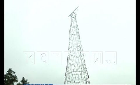 Забытый шедевр — Шуховская башня на берегу Оки станет центром притяжения туристов