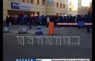 Горьковский автозавод возобновил работу после двухнедельного перерыва