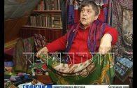 Тотальное покрывательство — самую большую коллекцию платков собрала нижегородская пенсионерка