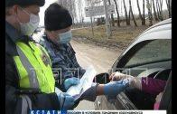 Вирусный блок-пост — в Нижегородской области ввели усиленные меры контроля на дорогах