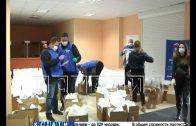 Волонтёрское движение в период пандемии коронавируса
