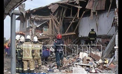 Взрыв газового баллона в жилом доме в Вачском районе унес жизни двоих человек