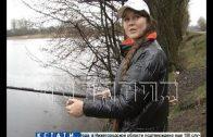 Королева удочки — в 15 лет юная нижегородка стала чемпионкой России по рыбной ловле