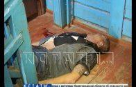 В заложниках у погибшего человека оказались жители дома в Ленинском районе