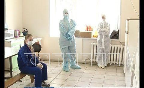 Вспышка коронавируса на подстанции скорой помощи в Павлове