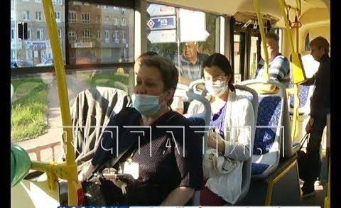 Общественная пробка — пассажиры автобусов переживают транспортный коллапс на проспекте Гагарина