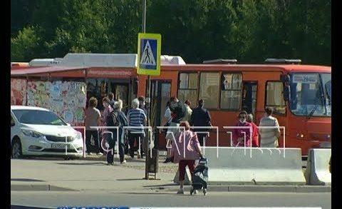 Ольгинская пробка в два раза сократила число автобусов на маршрутах