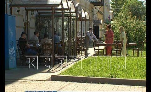 После 4-месячного перерыва кафе открываются в Нижнем Новгороде