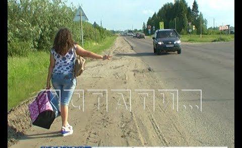 В Сокольском районе из-за нехватки денег отменили общественный транспорт