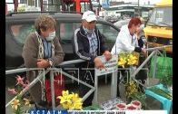 Бабушки на стихийном рынке стали новыми жертвами благоустройства Мухинского озера