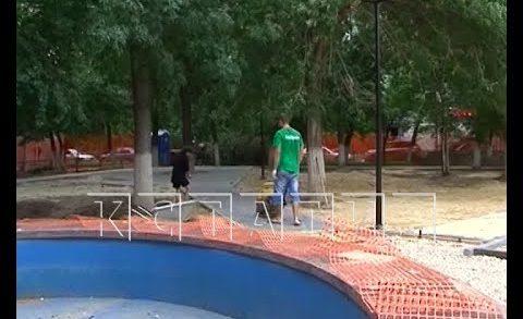 Более 30 парков благоустраивается этим летом в Нижнем Новгороде