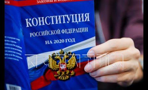 Больше 79% нижегородцев поддержали внесение изменений в Конституцию