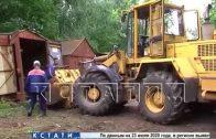 Для строительства виадука в Сормовском районе готовят объездные пути