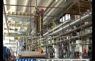 Начался второй этап реконструкции Нагорной теплоцентрали