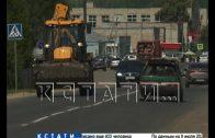 Продолжается дорожная ремонтная компания в Нижегородской области