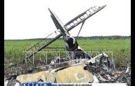 Самолет Ан-2 разбился в Большеболдинском районе