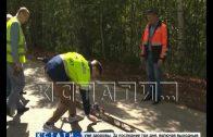 Зона новых отремонтированных дорог становится шире