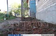 Капитальная разруха вместо капитального ремонта пришла в село Новоликеево
