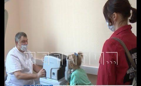 Капитальный ремонт проведен в детской поликлинике №19 в рамках национального проекта