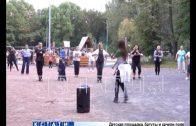 Массовые бесплатные фитнес-тренировки проходят в Нижегородских парках