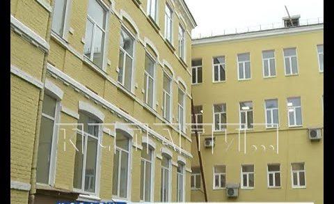 Незавершенный ремонт гимназии №1 подрядчик угрожает разрушить из-за невыплаты денег