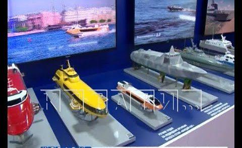 Нижегородские предприятия представили свою продукцию на форуме «АРМИЯ-2020»