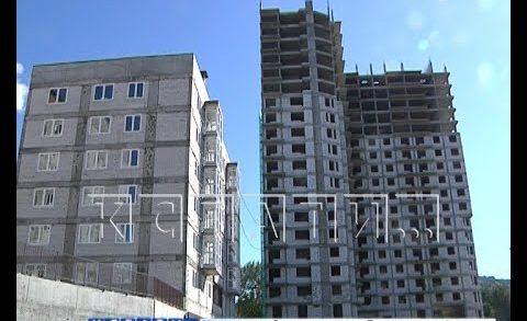 Новая строительная пирамида разрушилась в Нижнем Новгороде — пострадали 300 семей