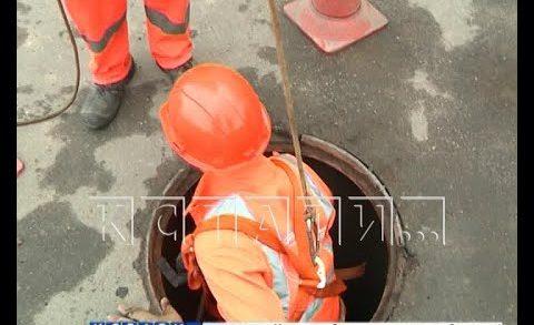 Самых хитрых неплательщиков города отрезали от водоснабжения