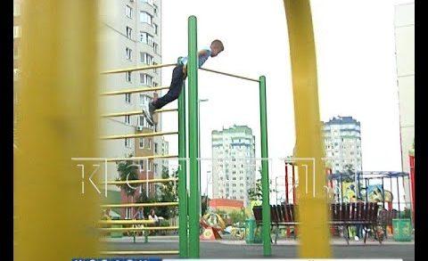8-летний нижегородец претендует на звание самого сильного человека в мире