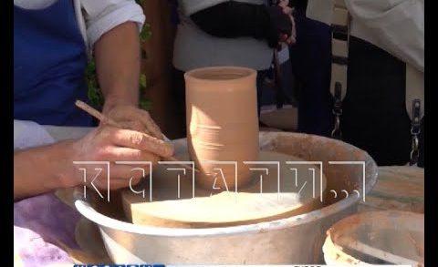 Фестиваль «Секреты мастеров» проходит на Нижегородской Ярмарке
