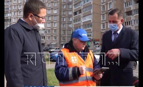 Нижегородский водоканал планирует сократить сроки ремонтных работ