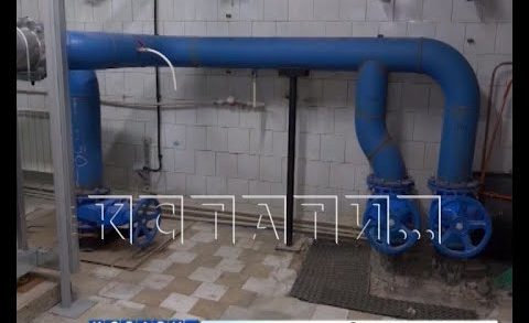Нижегородский водоканал продолжает модернизацию
